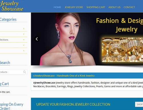 eJewelry Showcase